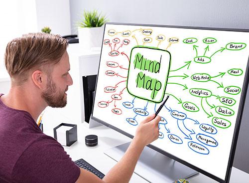 Gagner en efficacité avec le mind mapping - Niveau 2