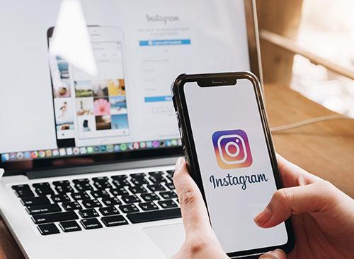 Lancer votre activité sur Instagram