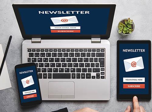 Fidéliser ses clients avec la mise en place de newsletters