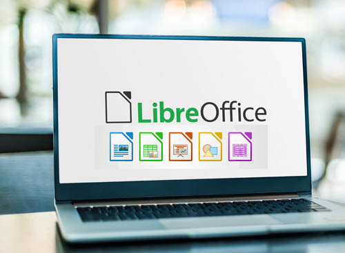 Pack LibreOffice : Writer, Calc et Impress